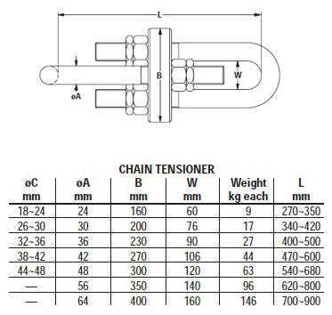 Chain Tensioners-1