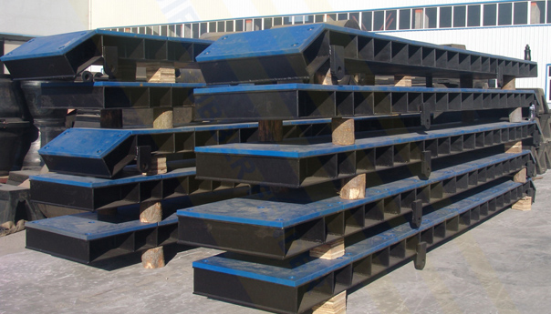 JIER UHMW PE Facing Pad for Rubber Fenders