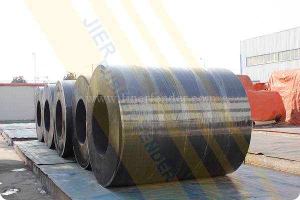 JIER Cylindrical Fenders, Philippine Ports Authority