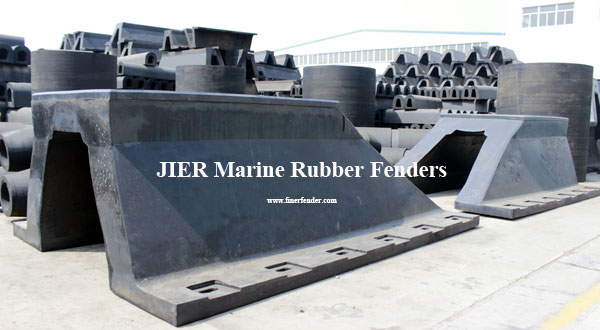 JIER Marine Rubber Fenders, Super Arch Type, Fender Design