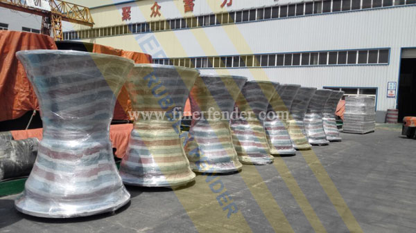 jier super cone fenders, Croatia Project, Ready to deliver