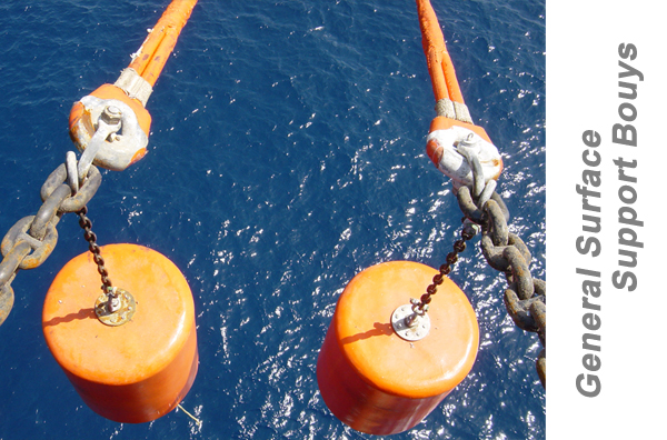 General Surface Support Buoys